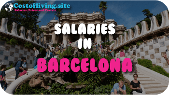 cost of living Barcelona