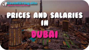 cost of living Dubai