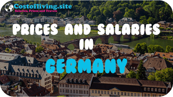 cost of living Germany