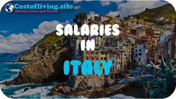 cost of living Italy
