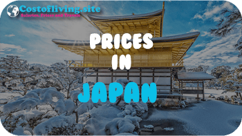 cost of living Japan