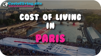 cost of living Paris france