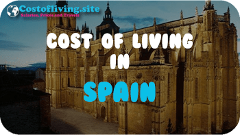 cost of living Spain